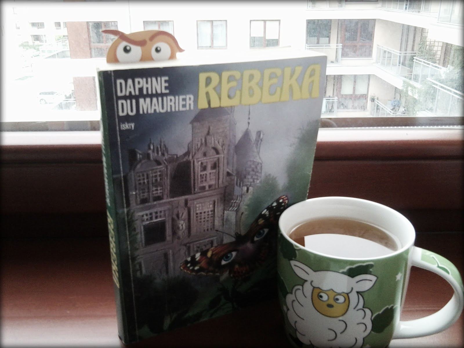 """Daphne du Maurier """"Rebeka"""""""