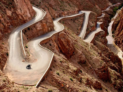 Most Danger Roads in the World