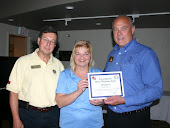 Lisa McCoy Receives District Governor's Special Recognition Award
