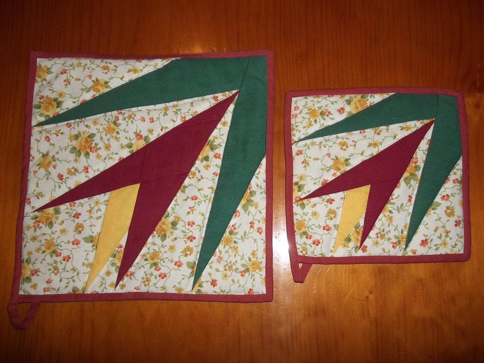 Maravillas en patchwork el patchwork presente en nuestra - Patchwork para cocina ...
