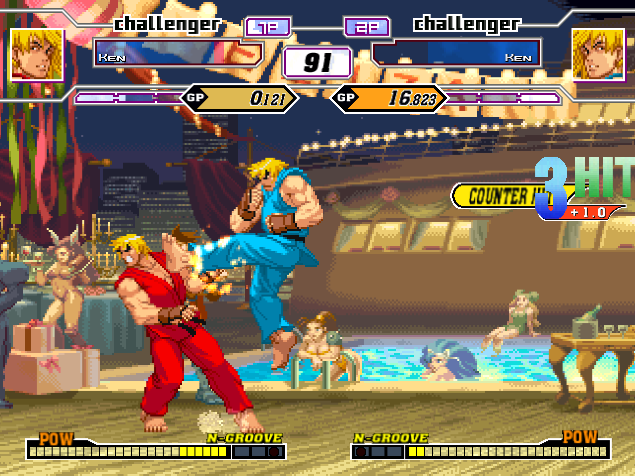 mugen international tournament