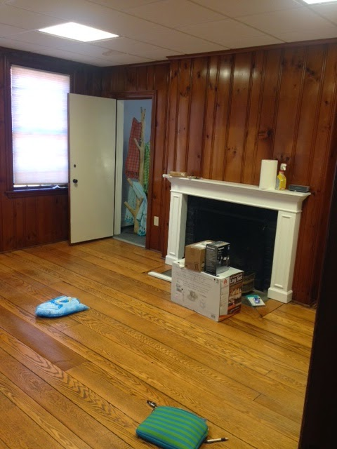 The Landlord/owner Was Very Clear That He Wanted The Interior Walls To  Remain Unaltered. He Was Open To The Notion Of Me Using Removable Wallpaper  During My ...