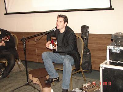 apresentação musical