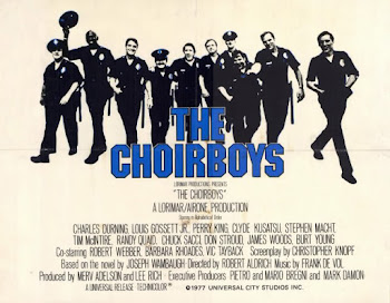 The Choirboys (1977) Charles Durning, Louis Gossett, Jr., Randy Quaid & James Woods