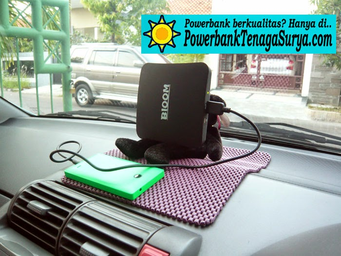 power bank tenaga surya