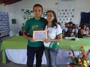Certificado da OBMEP/2010