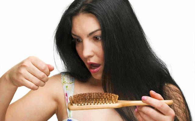 Cara Mengatasi Rambut Rontok Menggunakan Minyak Kelapa Dan Kuning Telur