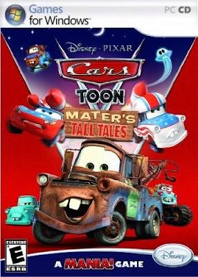 Cars Toon Mater's Tall Tales - FLT - Mediafire