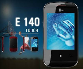 Dual SIM Touchscreen mobile Fly E140