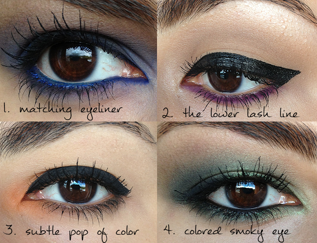 Try It Out Thursday Colorful Eyeshadow The Beauty Milk