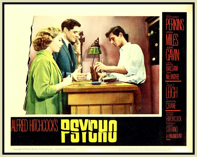 Joseph stefano also wrote the psycho thriller eye of the cat