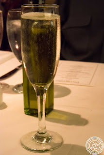 image of Prosecco at Incognito Bistro in NYC, New York