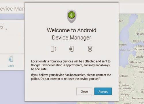 cara melacak android yang hilang