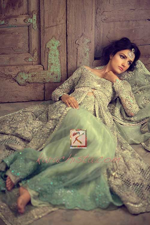 Elan Bridal collection 2014 - Pakistani Designer Bridal Dresses