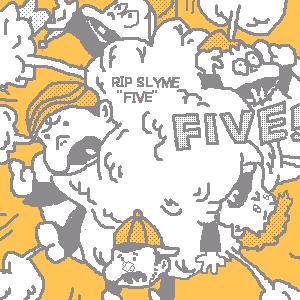 Rip Slyme five rar