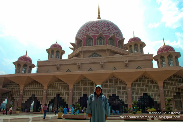 Pink Mosque malaysia
