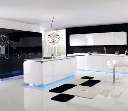 modern kitchen-interior-design