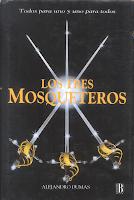 LOS TRES MOSQUETEROS_DUMAS