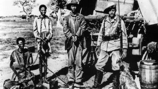 Genocidio in Namibia da parte del II° Reich