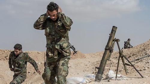 Confrontos retornam em Aleppo