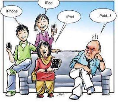 Apple iPaid