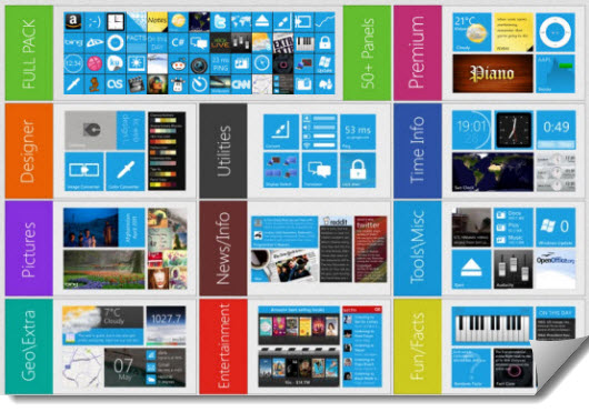 descargar full windows8 Tema windows 8 completo para windows 7/xp/vista