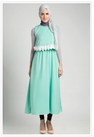 contoh model baju fashion muslim