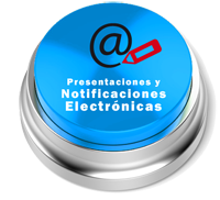 PRESENTACIONES Y NOTIFICACIONES ELETRONICAS
