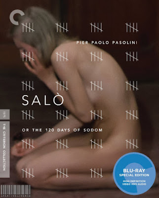 Salo or the 120 Days of Sodom Movie Poster