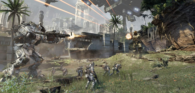 Titanfall Beta Now Open to All On Xbox One