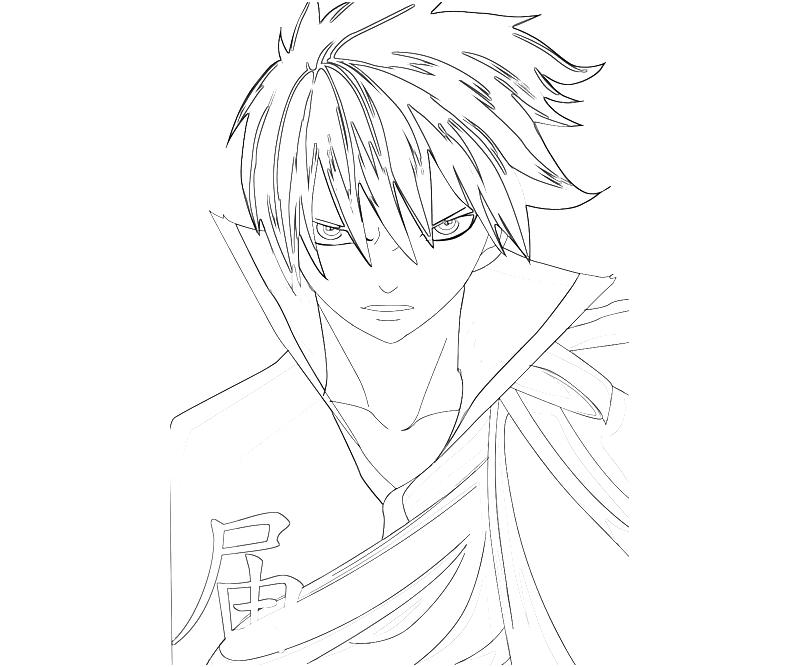 Fairy Tail Anime Coloring Pages