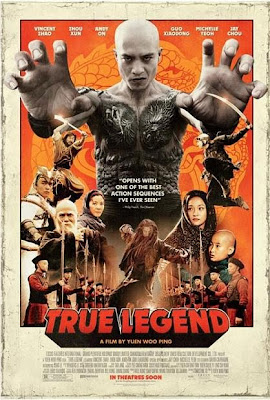 True Legend, 2011, movie, poster