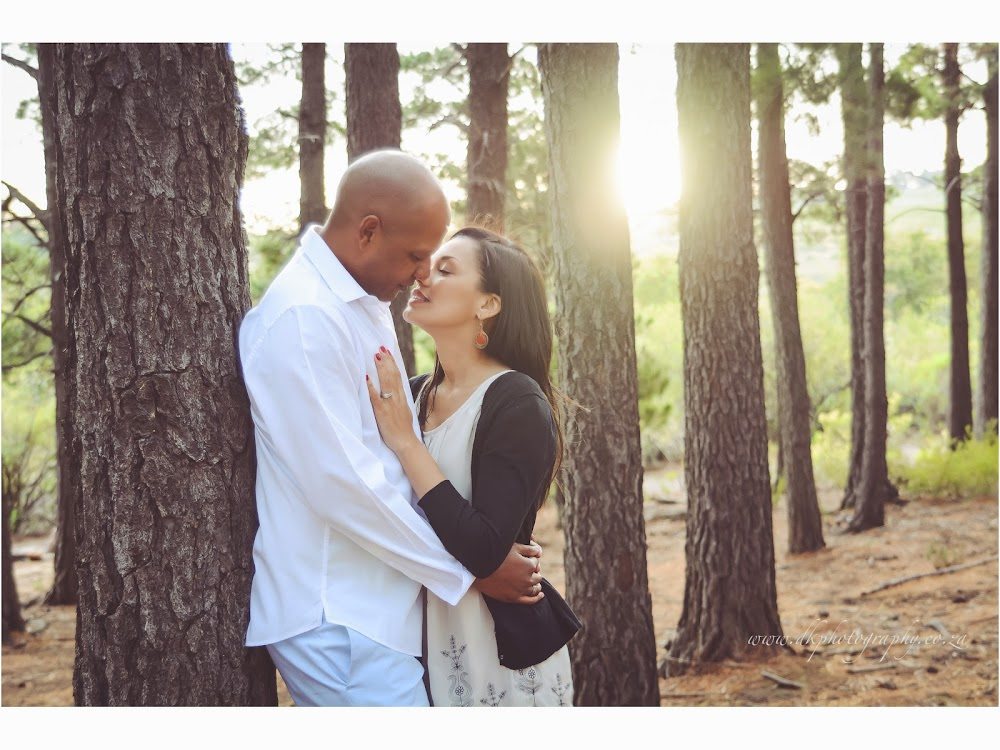 DK Photography BLOGLAST-140 Franciska & Tyrone's Engagement Shoot in Helderberg Nature Reserve, Sommerset West  Cape Town Wedding photographer