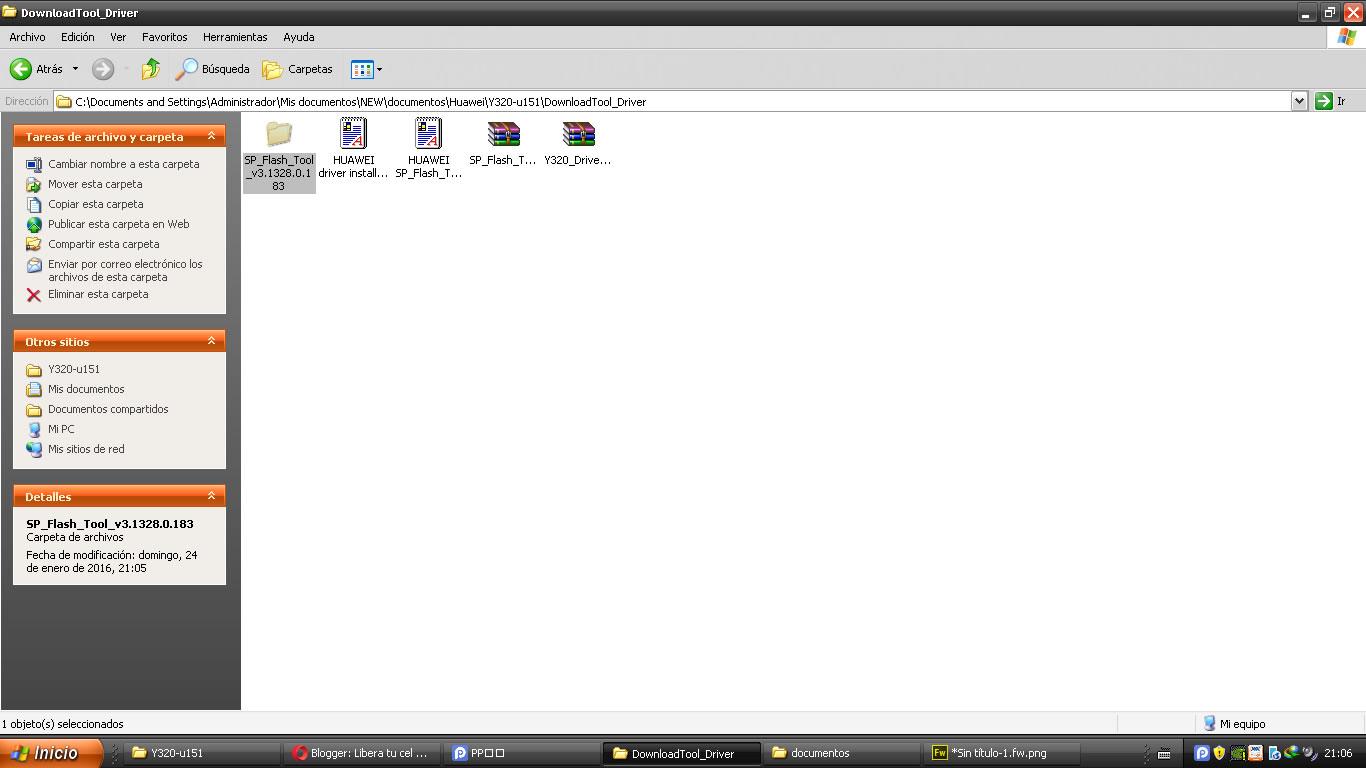 Sp Flash Tool v3 1328 0 183
