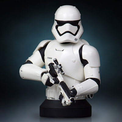Star Wars: The Force Awakens First Order Stormtrooper Bust by Gentle Giant Ltd