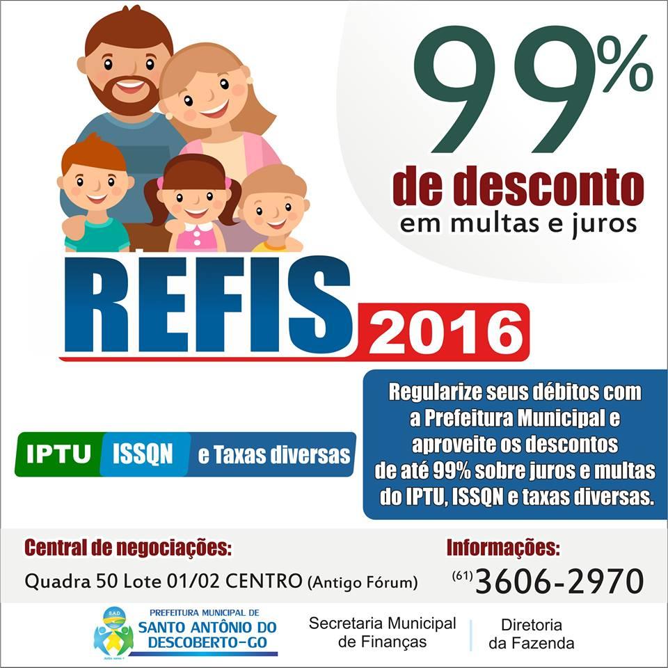 REFIS 2016