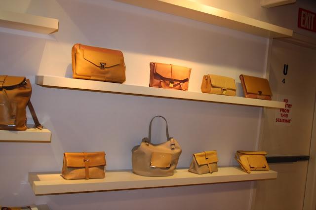 Laura Vela Spring '14 Handbags
