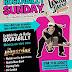"""Rockabilly Sunday en """"teatro Algarabía"""" Explanada Tlalnepantla De Baz Domingo 31 de Agosto 2014"""