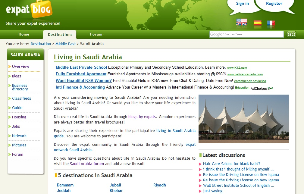 expat dating in saudi arabia Read our expert reviews and user reviews of the most popular expat dating in saudi arabia here, including features lists, star ratings, pricing information, videos.