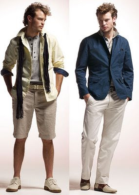 men fashion casual