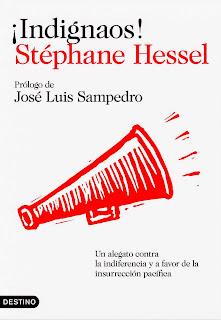 Indignaos. libro de Stéphane Hessel