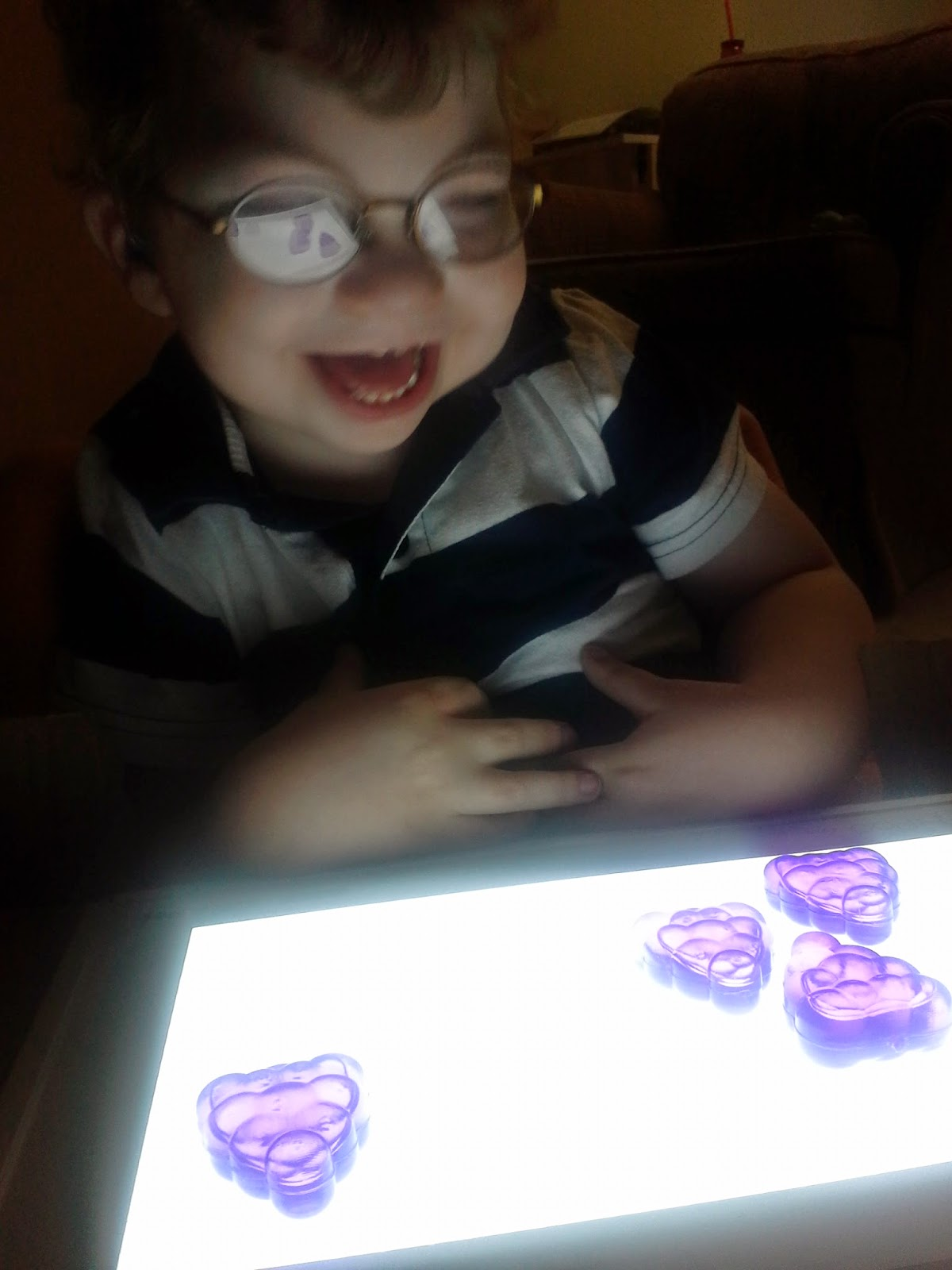 learning is fun on the lightpad