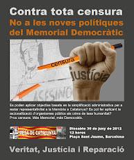 BARCELONA - Plaça Sant Jaume - 30 de junio - 12:00 h