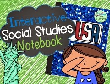 https://www.teacherspayteachers.com/Product/Interactive-Notebook-Social-Studies-K-2-1354379