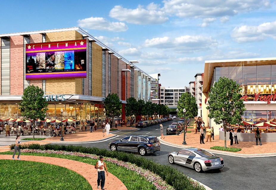 The Annandale Blog Landmark Mall Redevelopment Plans