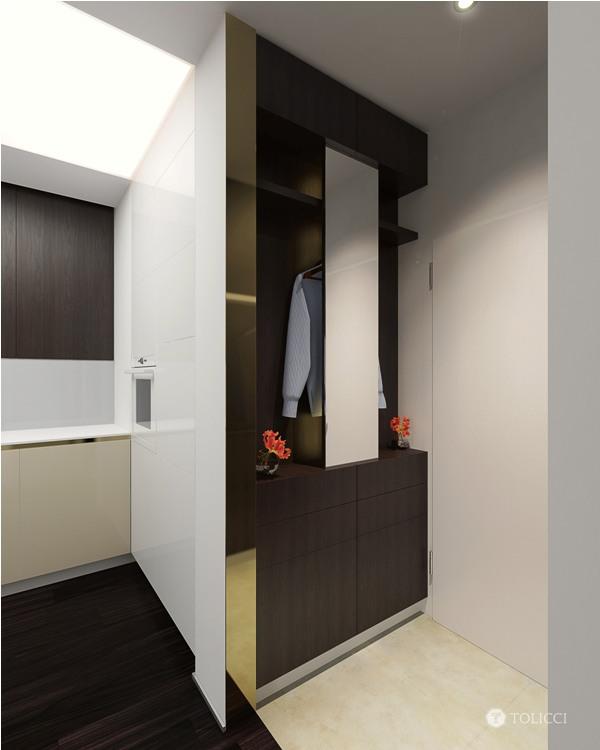 مدخل الشقة