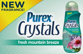purex mountain breeze crystals