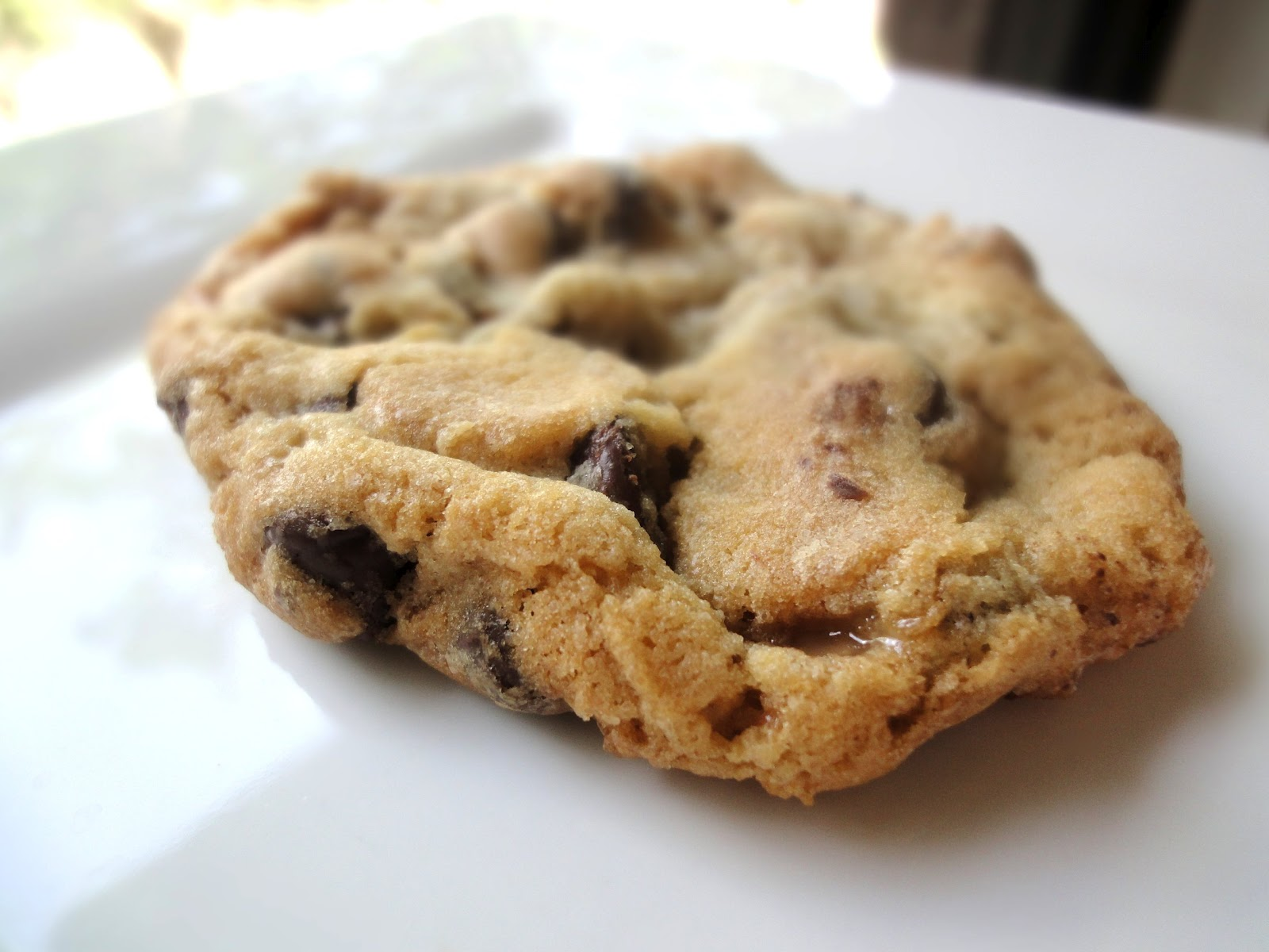 Blog as you Bake: New York Times Chocolate Chip Cookies
