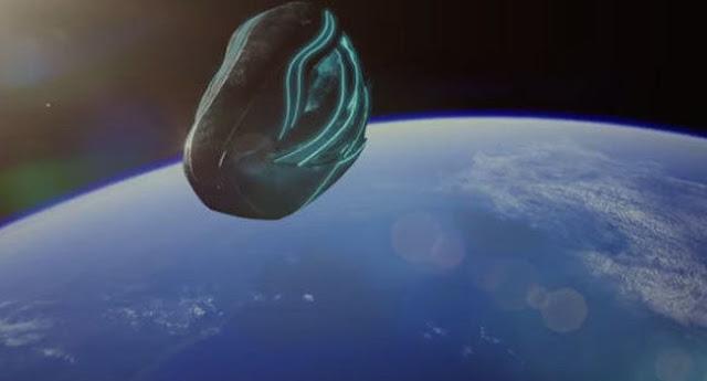 Pepsi's New Ad: One World, Aliens, Black Knight Satellite