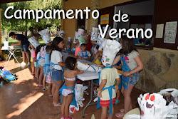 CAMPAMENTO DE VERANO 2018